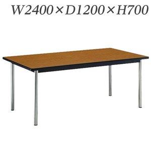 最も優遇の ライオン事務器 ミーティング用テーブル DAKタイプ 角型 W2400×D1200×H700mm DAKタイプ DAK-2412 DAK-2412【】【メーカー直送品 W2400×D1200×H700mm。1ヶ月前後で発送予定】 コストを抑えた中型の会議テーブル, TOMINE:1f9ed32b --- vouchercar.com