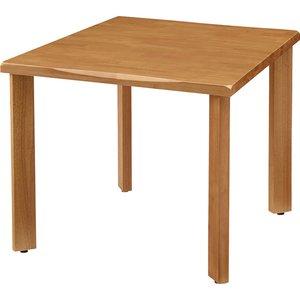 注目ブランド タック 天然木テーブル W900×D900×H700mm ナチュラル タック UFTRWT9090-NA+UFT4SL-NA【【】】 なぐり加工縁の天板とストレート脚の天然木テーブル W900×D900×H700mm。, 黒松内町:00ba9768 --- parker.com.vn