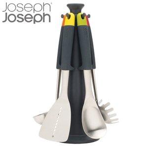 人気新品 ジョゼフジョゼフ エレベート カルーセルセット スチール キッチンツール セット 調理用品 ツールセット 回転スタンド付き 調理器具, 魅力的な価格 b6d899a2