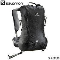 a4a827796f14 SALOMON サロモン バックパック リュック ブラック X ALP 23 メンズ/レディース 23L .