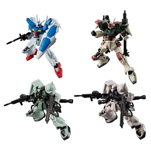 (予約)機動戦士ガンダムGフレーム13(食玩)BOX2021年5月発売予定