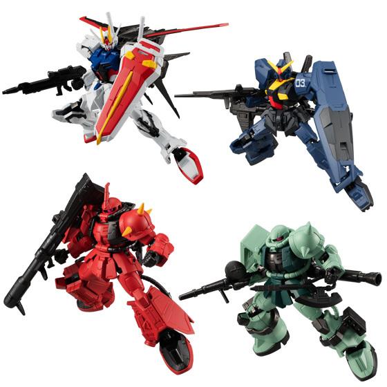 (予約)機動戦士ガンダムGフレーム10(食玩)BOX2020年7月発売予定に延期
