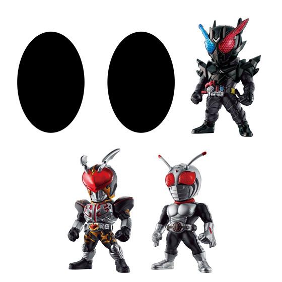 (予約)CONVERGEKAMENRIDER18(コンバージ仮面ライダー)(食玩)BOX2020年8月発売予定