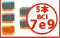 キャノン BCI7e9 激安互換インク