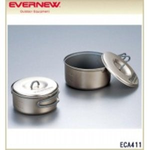 【気質アップ】 EVERNEW(エバニュー) チタンクッカーセットS セラミック ECA411, ハンガーWEB 9dcb6e06