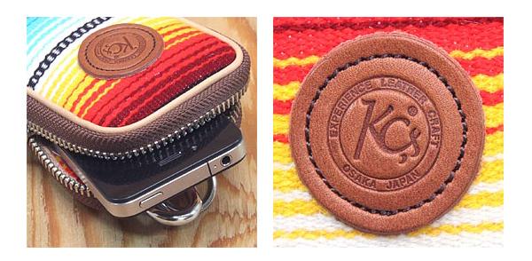 KC,s ケーシーズ スマート ツー サラッペ 携帯電話ケース