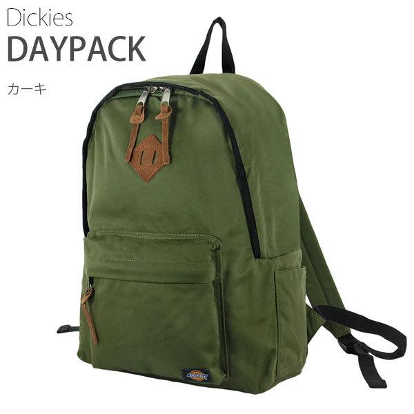 Dickies ディッキーズ DAYPACK ディパック【カーキ】【dc03-kha】
