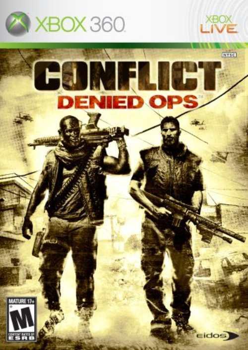 Conflict Denied Ops 海外版~中古~~3