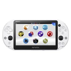 PlayStation Vita Wi-Fiモデル グレイシャー・ホワイト(PCH-2000ZA22)【】[☆3]