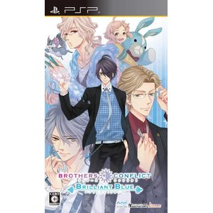 BROTHERS CONFLICT Brilliant Blue 通常版新品