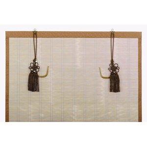 本物保証!  国産お座敷すだれ 桃山 間中 88cm×約170cm【smtb-TK】 【送料無料】日本製の高級簾です。, リコロshop:d9d46a13 --- extremeti.com