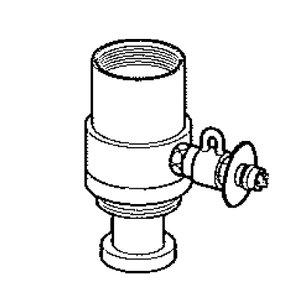 お気に入りの パナソニック(Panasonic) 分岐水栓(KVK用) CB-SKD6 【8,800円(税込)以上お買い上げで送料無料!】, キャットランド:84db05d0 --- peggyhou.com